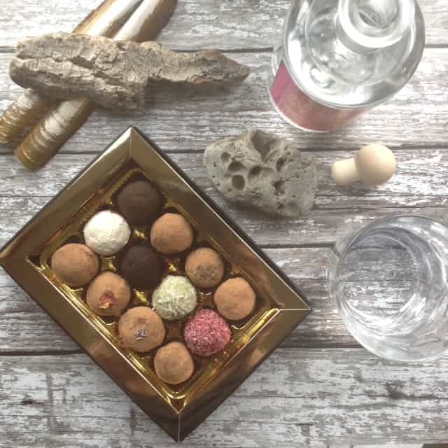 devine chocolate truffles - make your own chocolate with The Sensory Coach