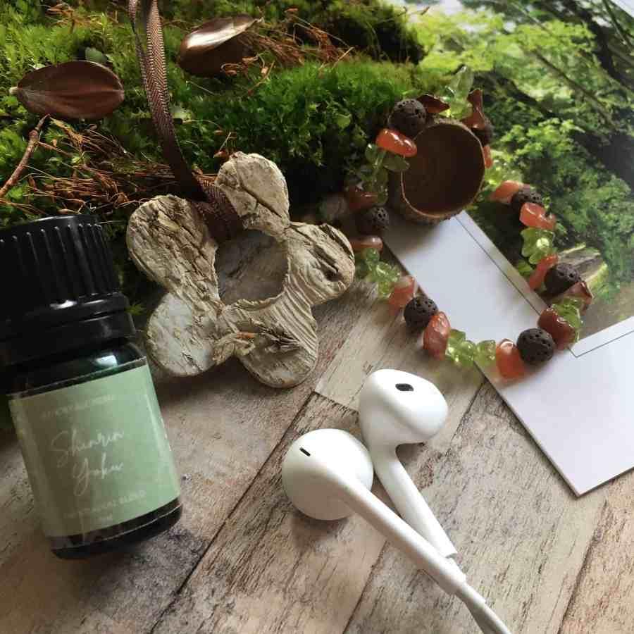 Shinrin Yoku Woodland Gift Set