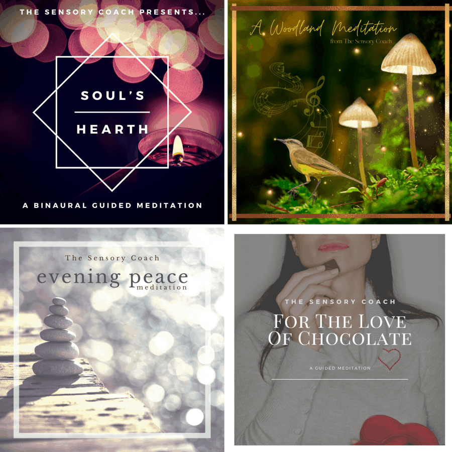 Sensory Sound Journeys - The Complete Collection of Meditations