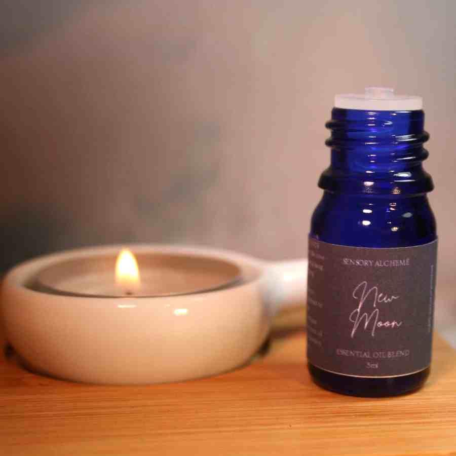 Manifesting Aromatherapy Blend - New Moon - 5ml