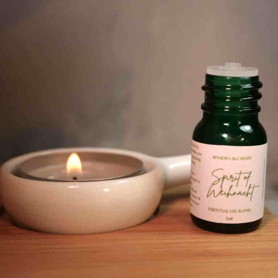 Spirit of Weihnacht Aromatherapy Blend - 5ml