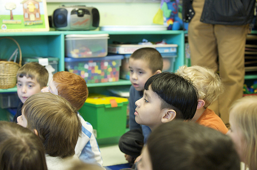 Sensory Solutions in the Classroom for the Kid Who Cannot Sit Still