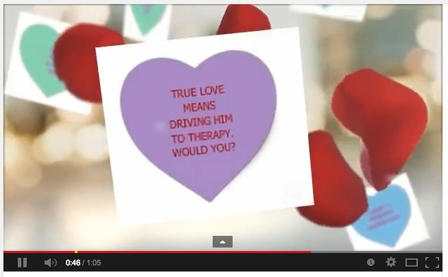 Valentines for Special Needs Parents Video -- This is guaranteed to make you laugh!
