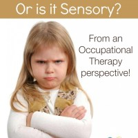 Does My Child Have Behavior Problems or Sensory Processing Issues?