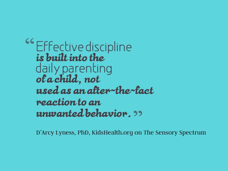 Tips for Properly Disciplining Children