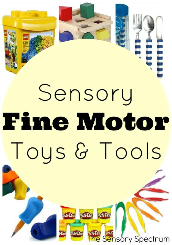 Sensory Fine Motor Toys & Tools