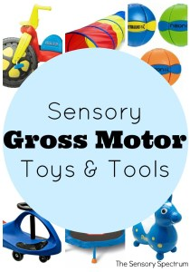 Sensory Gross Motor Toys and Tools | The Sensory Spectrum