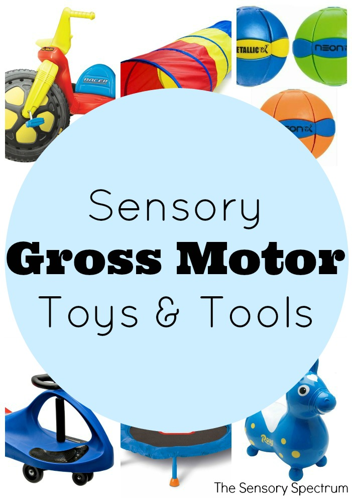 Sensory Gross Motor Toys & Tools