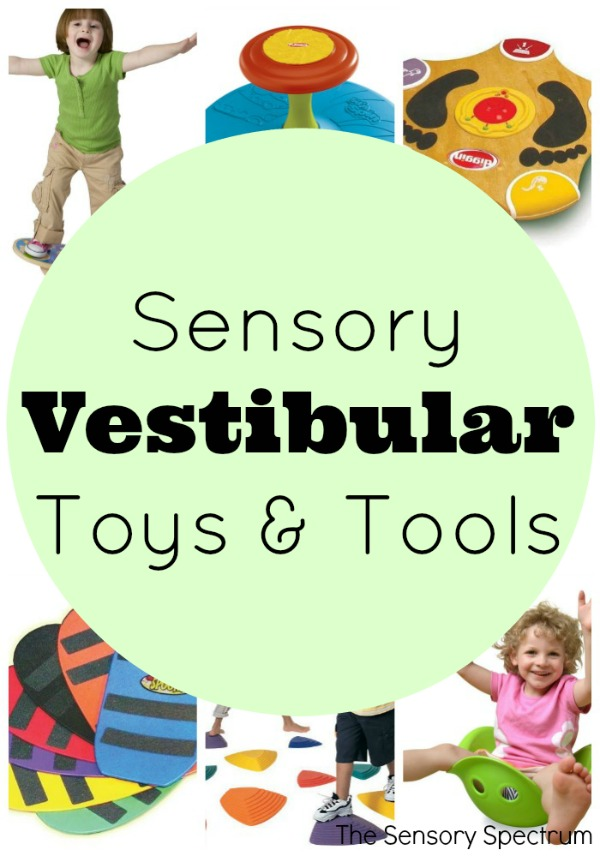Sensory Vestibular Toys & Tools