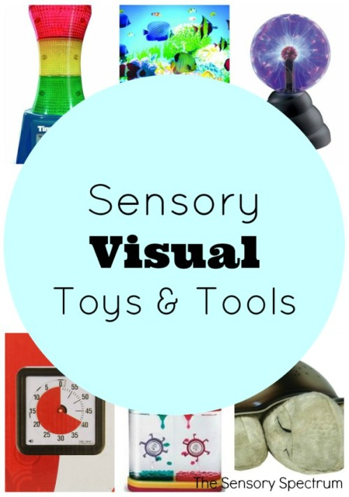 Sensory visual tools toys the sensory spectrum for Visual motor processing disorder