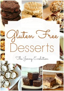 Gluten Free Christmas Desserts Recipes