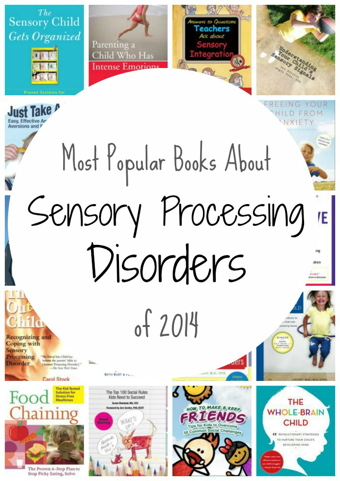 Most Popular Books About Sensory Processing Disorder of 2014