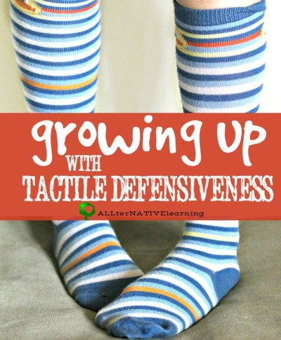 How to Recognize Tactile Defensiveness in Children