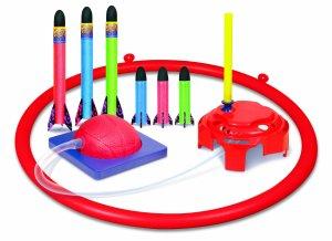 Geospace Jump Rocket Deluxe Set (Gross Motor Toys)