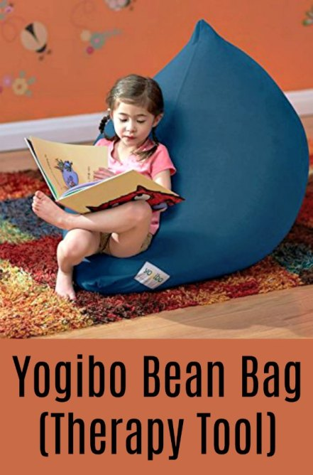 Yogibo Bean Bag Chair and Pillows (Therapy Tools)