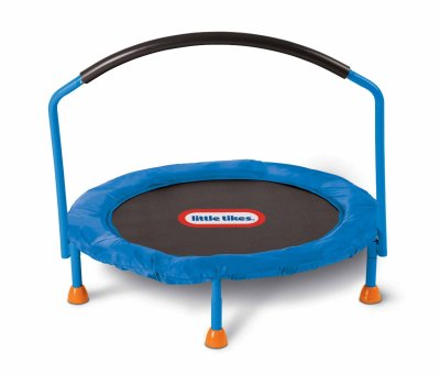 Little Tikes 3 foot Trampoline (Gross Motor Toys)