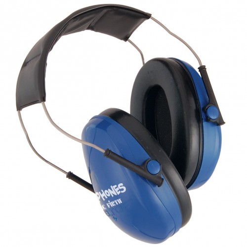 Vic Firth Kidphones -- Isolation Headphones for Kids (Auditory Tools)