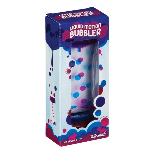 Toysmith Liquid Motion Bubbler (Visual Toys)