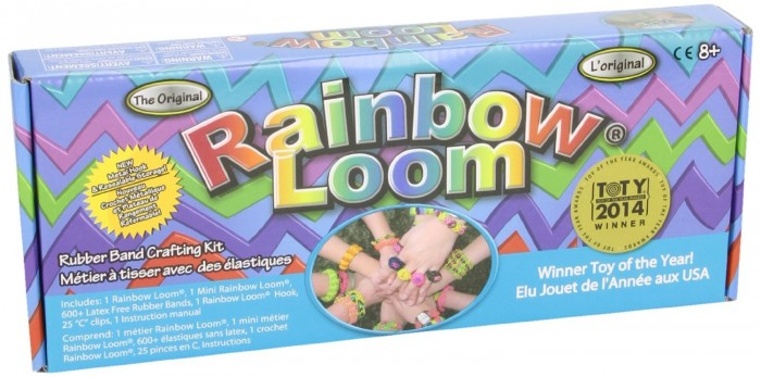 Rainbow Loom - Awesome fine motor fun. Plus makes a great fidget and chewey for older kids.