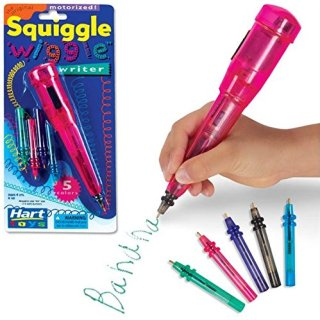 Squiggle Wriggle Writer (Fine Motor Tools)