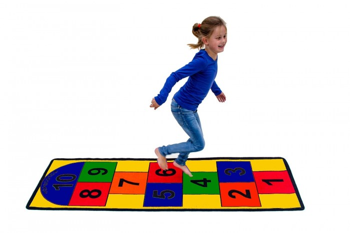 Hopscotch Play Mats Gross Motor Toys