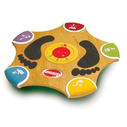 Diggin Wobble Deck (Vestibular Toys)