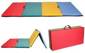 Folding Panel Gymnastic Mat (Vestibular Toys)