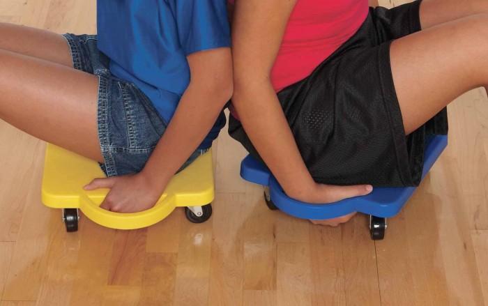 Safety Guard Scooter (Vestibular Toys)