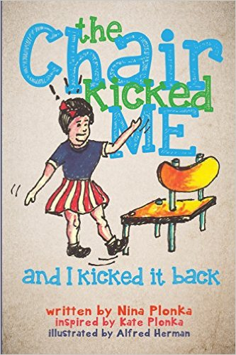 The Chair Kicked Me and I Kicked it Back: Understanding Sensory Processing Disorder for Kids