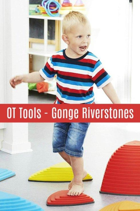 Gonge Riverstones (Gross Motor Toys)