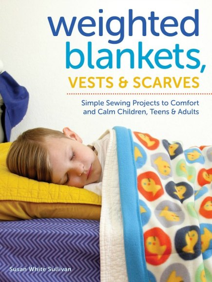Weighted Blanket Diy Simple Sewing Projects The Sensory
