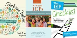 Preparing for an IEP Meeting – My Favorite Books