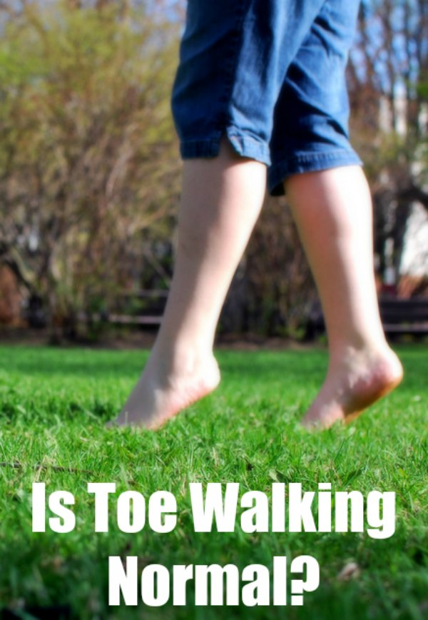 Is Toe Walking Normal?