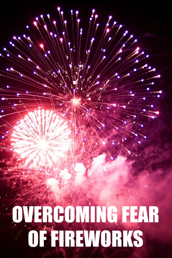 OVERCOMING FEAR OF FIREWORKS | The Sensory Spectrum
