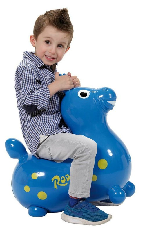 Gymnic / Rody Inflatable Hopping Horse (Proprioception)