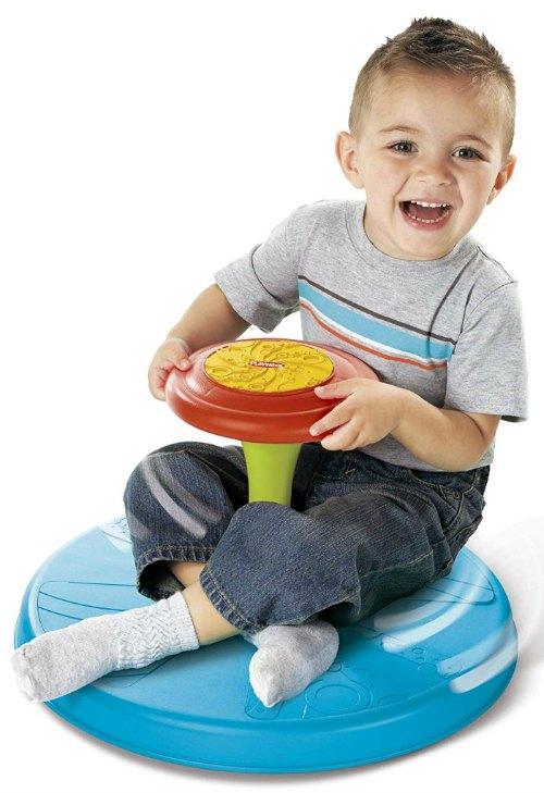 Playskool Sit n Spin (Vestibular Toys)