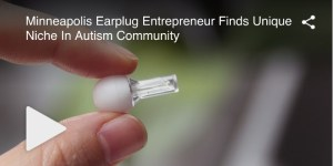 Vibes Earplugs for Kids Sensitive to Sound