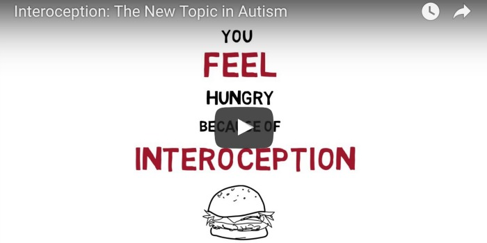 What is Interoception? Interoception can be affected in many people with autism, ADHD, SPD, anxiety, eating disorders, depression and even obesity.   The Sensory Spectrum