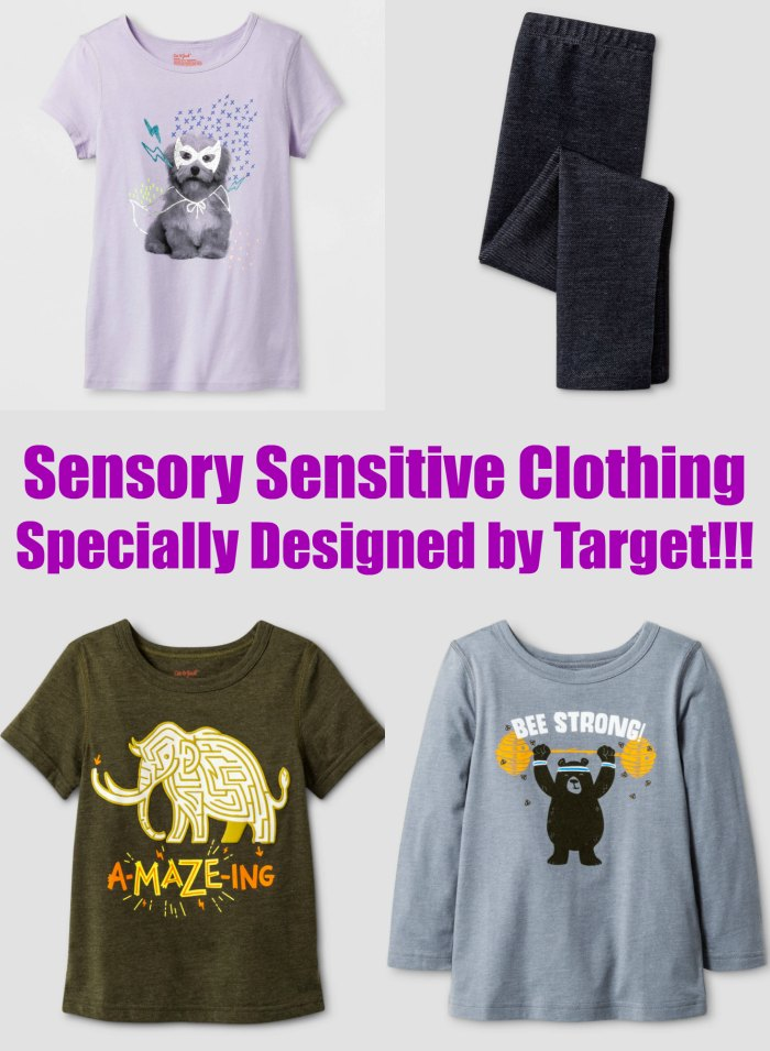 WOW! New Line of Clothing for Kids with Special Needs! If your kid hates tags, how pants feel, you have GOT to check out this new clothing line! Awesome for kids with Autism and Sensory Processing Disorder!