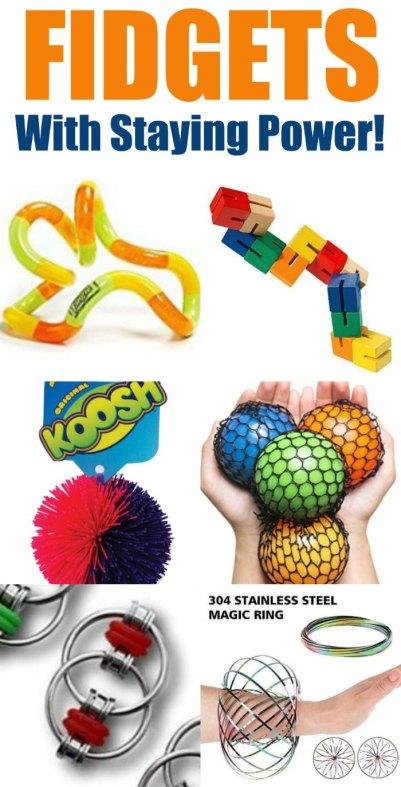 Sensory Fidgets for ADHD, Autism and Sensory Processing Disorder | The Sensory Spectrum