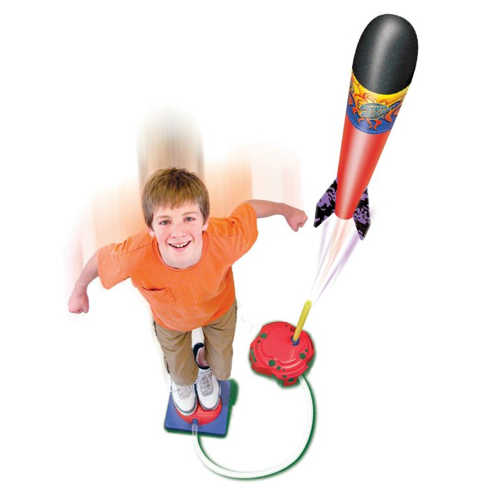 Stomp Rocket Toy for Kids