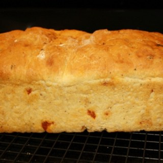 This Pizza Batter Bread features chopped pepperoni and is a great addition to a pasta meal like spaghetti or lasagna. This yeast bread has several steps but it's definitely worth the effort.