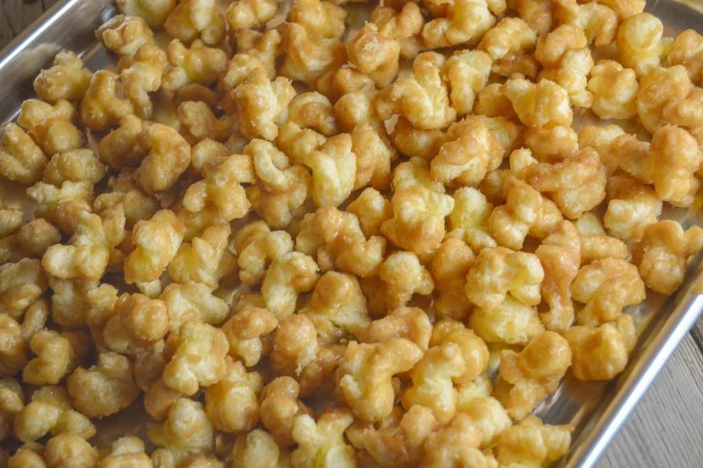 Caramel Puff Corn Recipe For A Sweet Homemade Treat