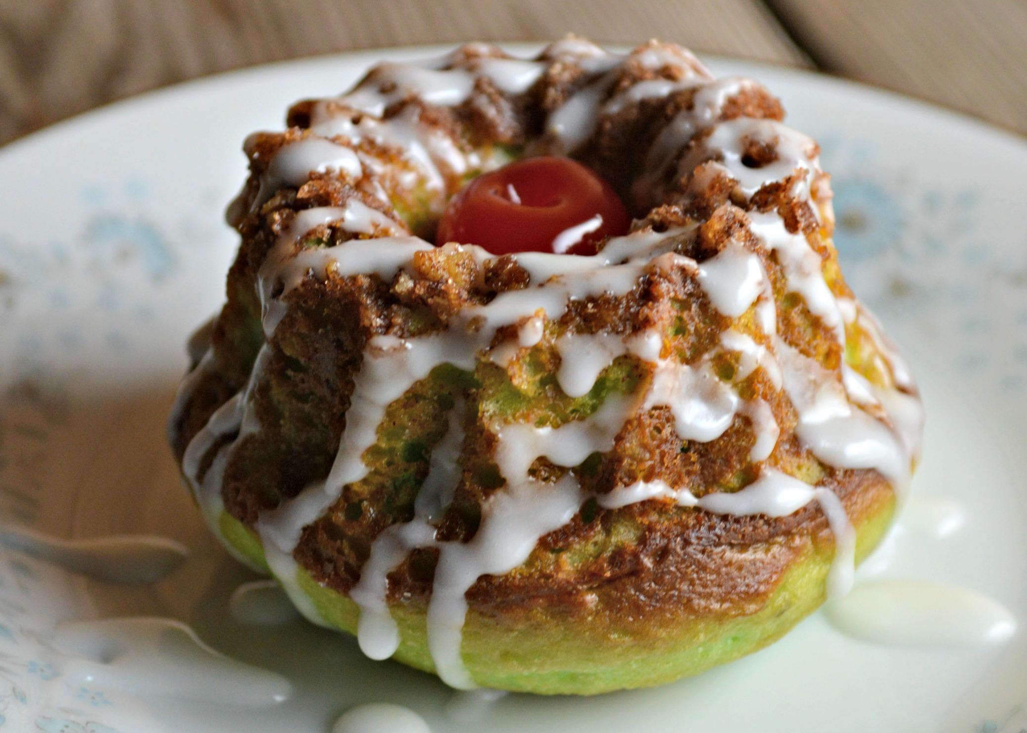 Mini Pistachio Coffee Cakes Recipe Perfect For Dr Seuss