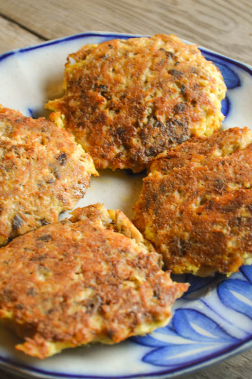 These Low-Carb Salmon Patties have the flavor of the classic salmon patty recipe with none of the fillers. Both recipes are kid-approved and easy to make.