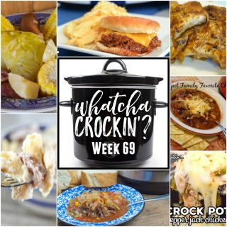 Crock Pot Sloppy Joes – WCW – Week 69