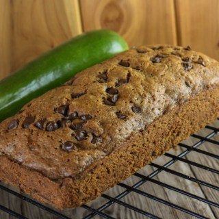 Mom's Perfect Chocolate Chip Zucchini Bread