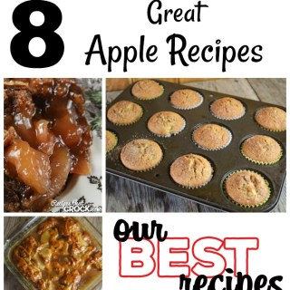 8 Great Apple Recipes (Our Best Recipes)