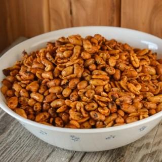 Crock Pot Chili Nuts