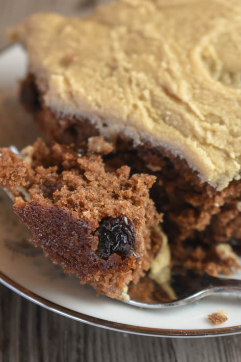 Old Fashioned Boiled Raisin Cake Recipe These Old Cookbooks